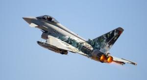 Niemcy zamówią kolejne myśliwce Eurofighter