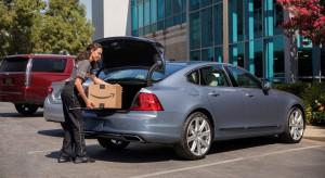 Amazon dostarczy przesyłki kurierskie do środka zamkniętych samochodów