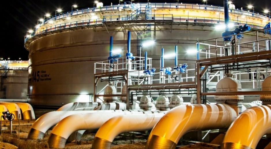 PERN zwiększył możliwości magazynowania ropy naftowej