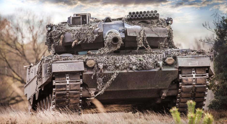 Niemcy wydały zezwolenia na rekordowy eksport broni