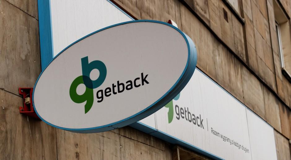 UOKiK wszczął postępowanie przeciwko GetBack