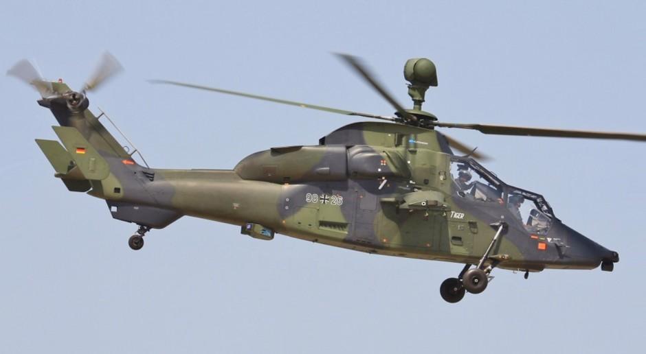 Piloci śmigłowców Bundeswehry tracą licencje z powodu braku treningu