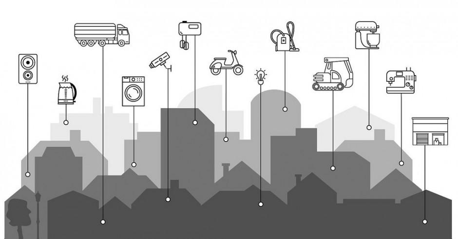 Pojęcie Internet Rzeczy (ang. Internet of Things) obrazuje wzrost urządzeń podłączonych na stałe do sieci. Jest ich już bardzo dużo, a ma być więcej. Źródło: medithIT/flickr.com/CC BY 2.0