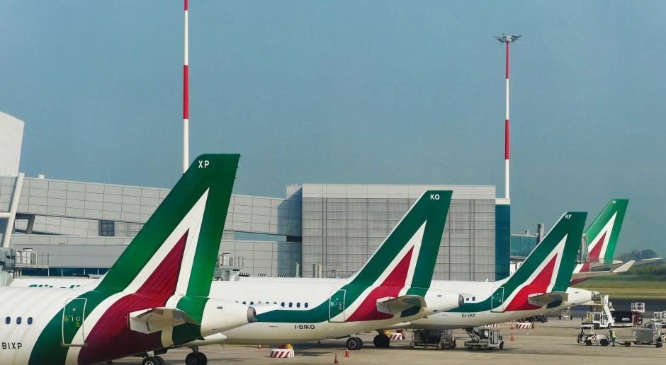 Alitalia będzie podlegała częściowo nacjonalizacji