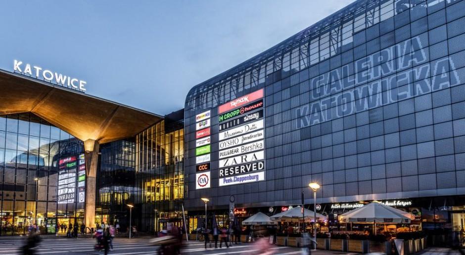 Katowice: Klienci ruszyli do galerii