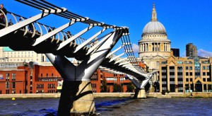 Pomogli zbudować Millennium Bridge, szukają inwestora