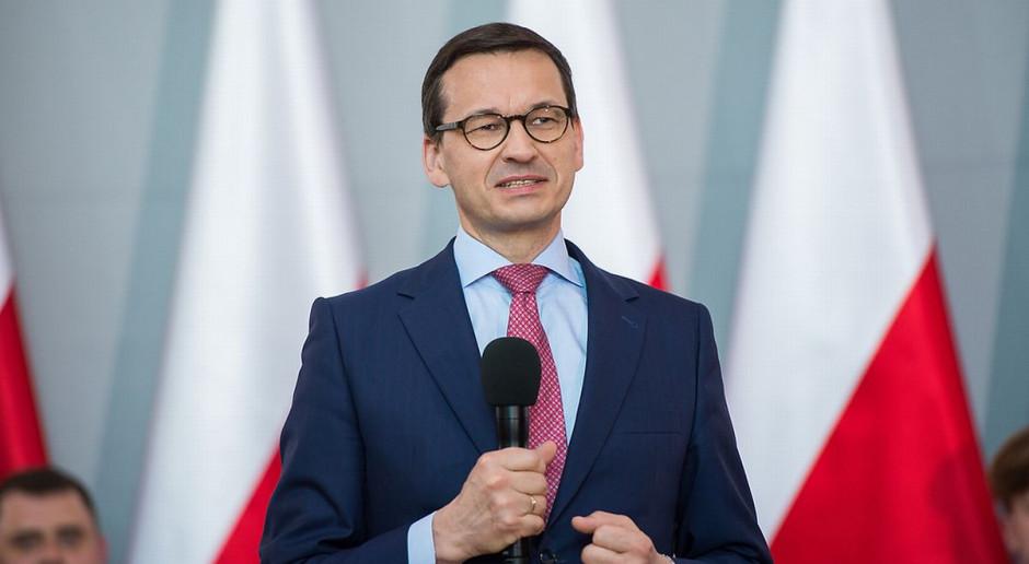 Mateusz Morawiecki zapowiedział obniżkę podatku CIT