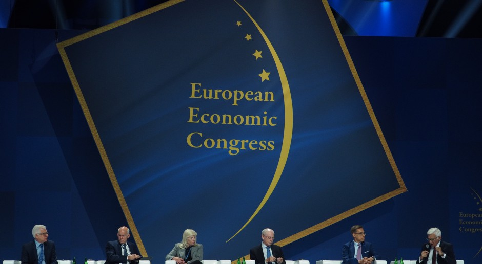 XII Europejski Kongres Gospodarczy - ruszyła rejestracja