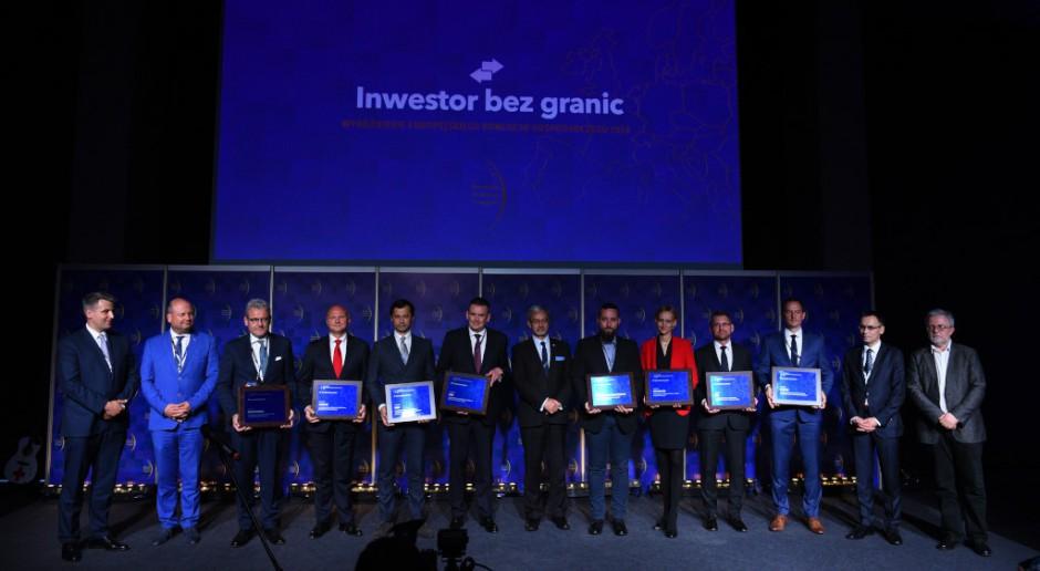 Inwestorzy bez granic uhonorowani podczas Europejskiego Kongresu Gospodarczego