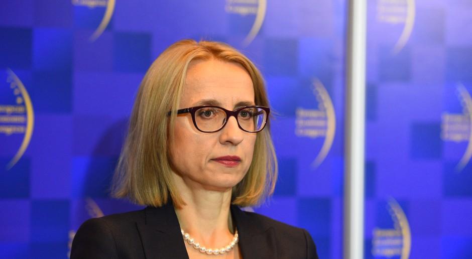 Czerwińska: decyzja o podwyższeniu ratingu Polski potwierdza przyjęty kierunek działań