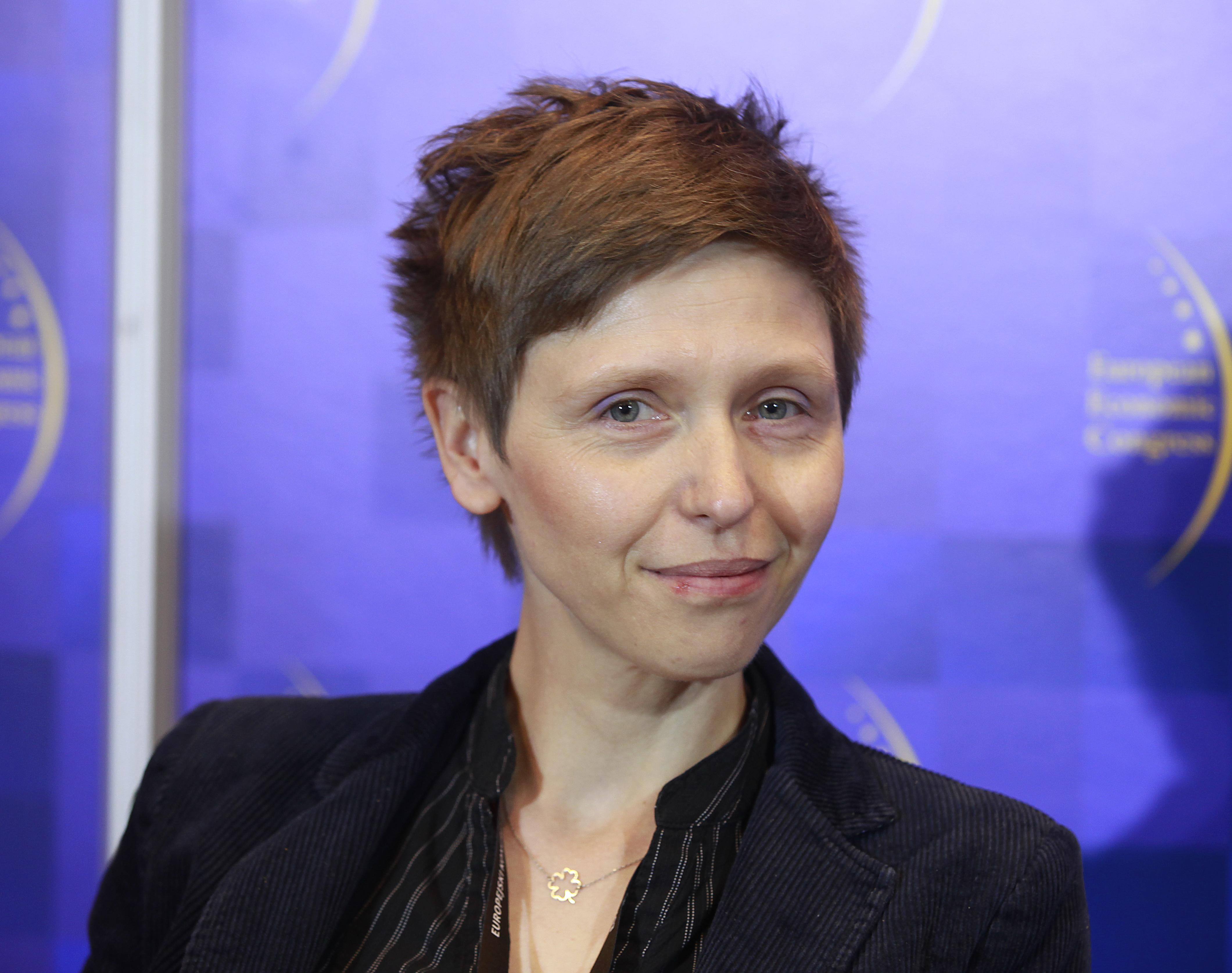 Agnieszka Legucka, analityk ds. spraw polityki zagranicznej, Polski Instytut Spraw Międzynarodowych. Fot. PTWP