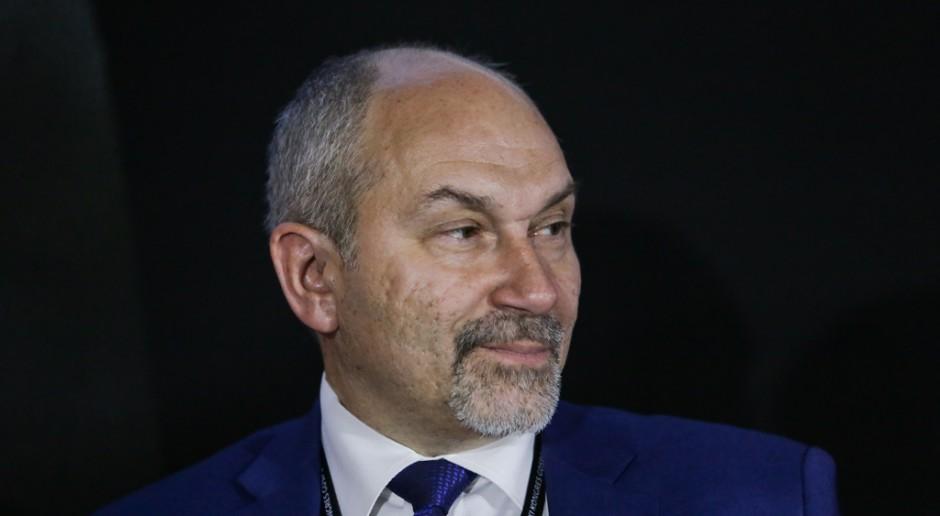 Aleksander Sobolewski, dyrektor Instytutu Chemicznej Przeróbki Węgla (fot. PTWP)