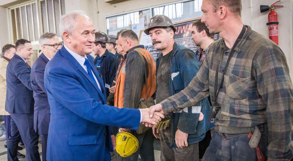 Krzysztof Tchórzewski, minister energii: PG Silesia przykładem udanego biznesu