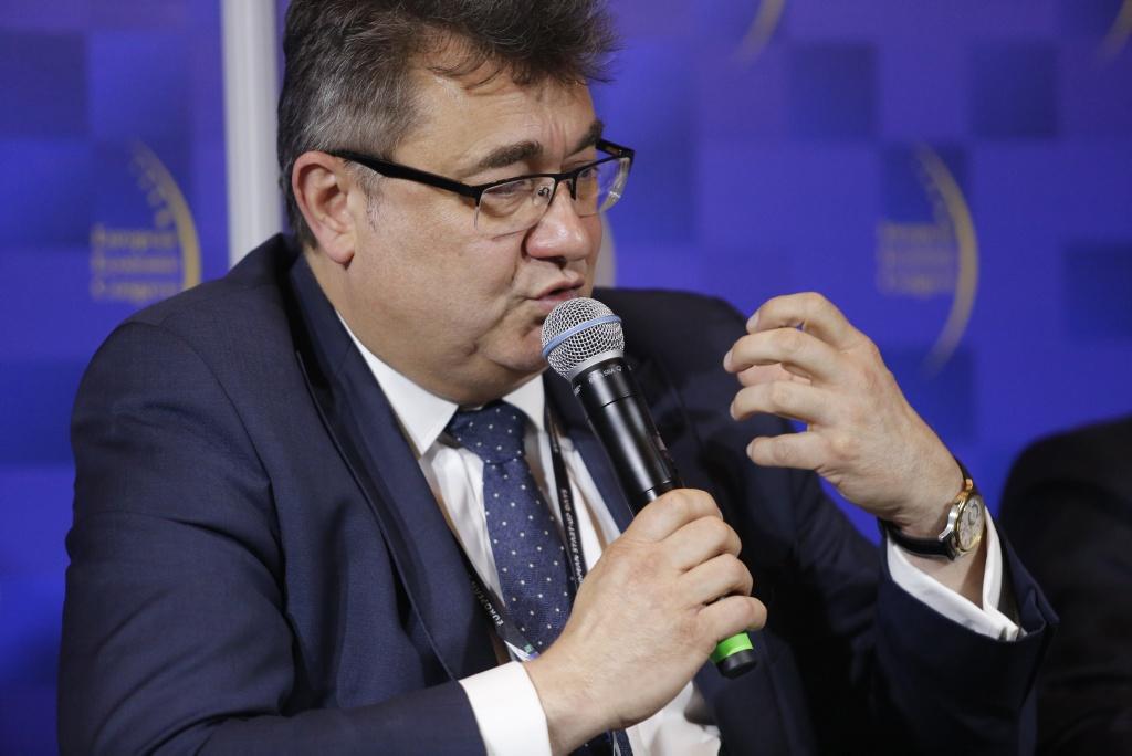 Wiceminister energii Grzegorz Tobiszowski scharakteryzował kierunki naszej współpracy z Indiami, w tym z Bengalem Zachodnim. Fot. PTWP