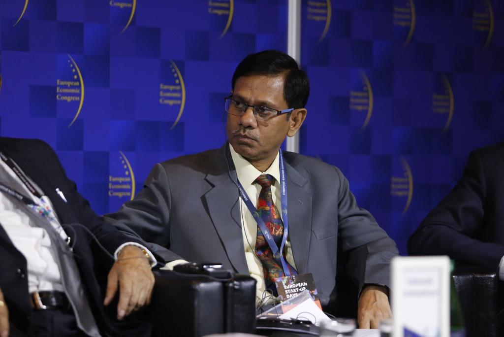 Sunil Kumar Gupta wskazał, że Bengal Zachodni zajął pierwsze miejsce w rankingu stanów w Indiach pod względem łatwości prowadzenia biznesu. Fot. PTWP