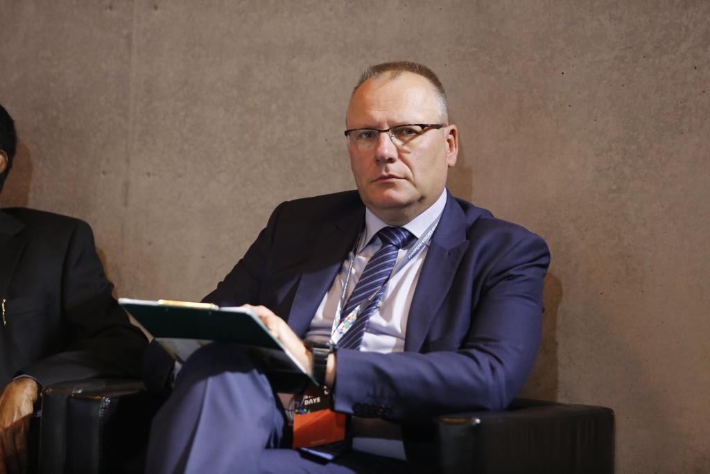 Na zdj. Mirosław Skowron. Fot. PTWP