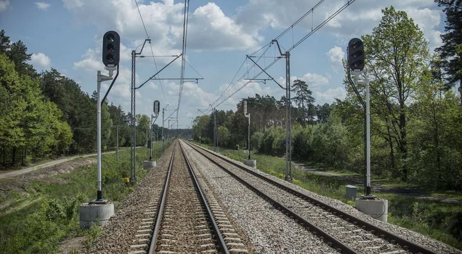 Przetarg na remont kolejnego odcinka linii prowadzącej do Czech