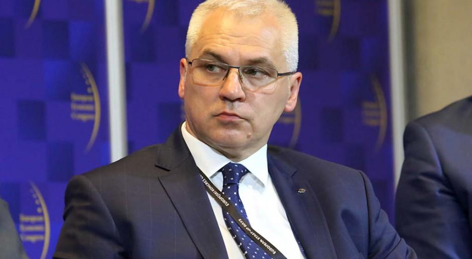 Grzegorz Fingas odchodzi z zarządu PKP Cargo