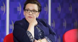 """""""Solidarność wystawiła minister Annie Zalewskiej czerwoną kartkę"""""""