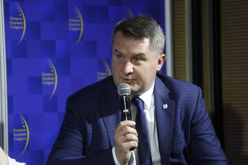Robert Zapotoczny, zarządzający projektem Portal PPK w grupie PFR, fot. PTWP