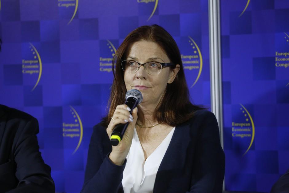Agnieszka Łukawska, dyrektor ds. programów emerytalnych w Skarbiec TFI, fot. PTWP
