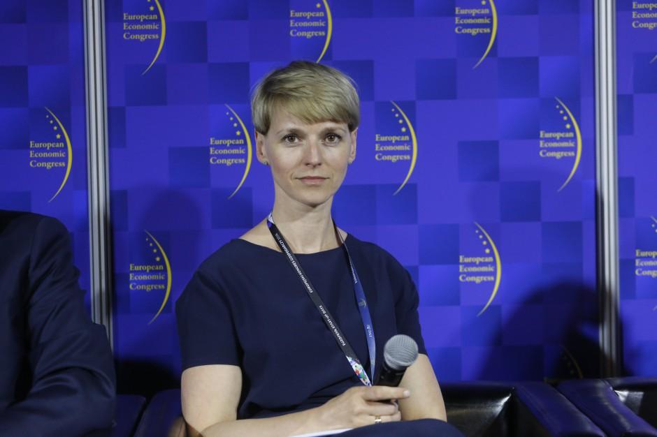 Aleksandra Minkowicz-Flanek, partner w kancelarii Dentons, fot. PTWP