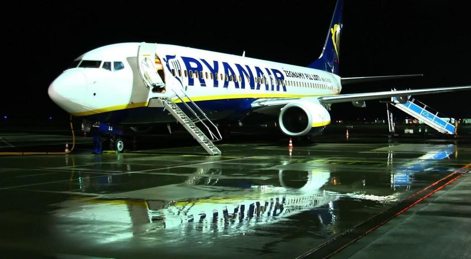 Ryanair spodziewa się gigantycznej straty
