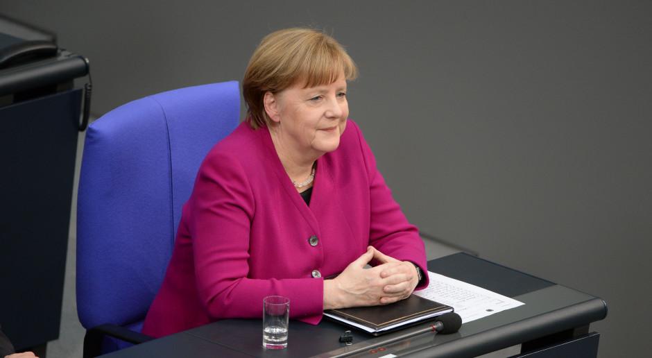 Angela Merkel: Niemcy są otwarte na inwestycje z Chin