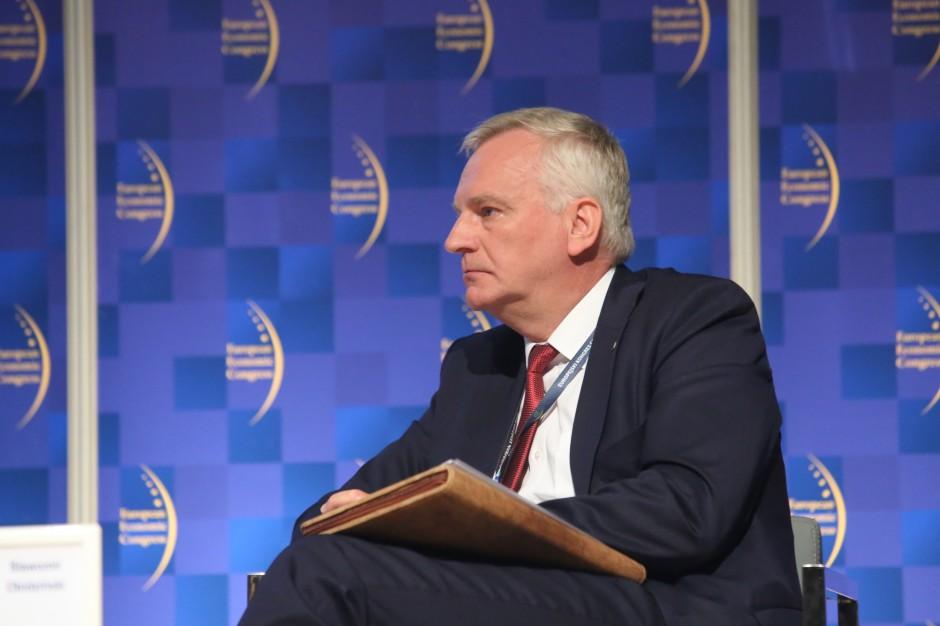 Sławomir Obidziński, prezes zarządu spółki Węglokoks (Fot. PTWP)