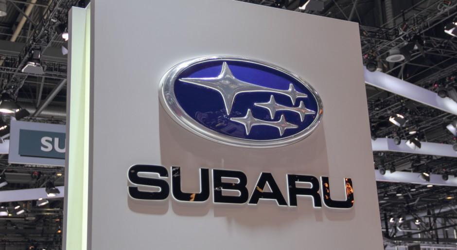 Subaru zaniedbało kontrole hamulców i prędkościomierzy