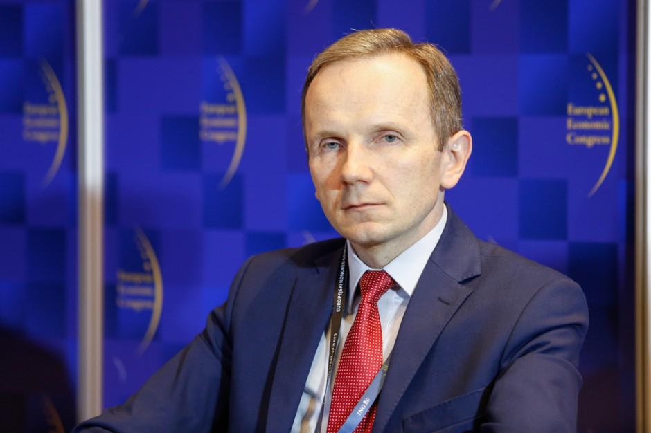 Mariusz Kondraciuk, dyrektor branży Energy Management w firmie Siemens, fot. PTWP