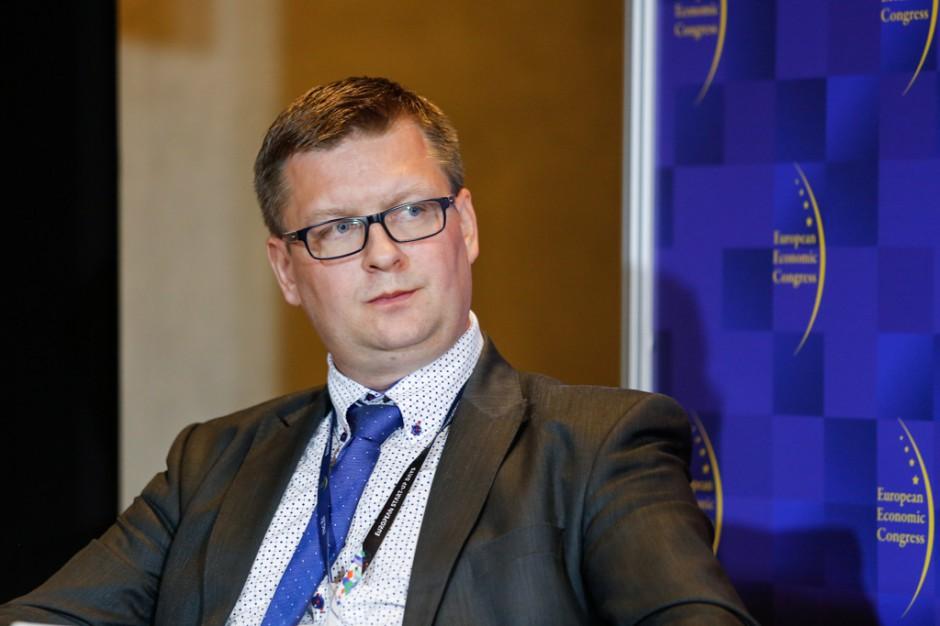 Juliusz Brzostek, dyrektor Centrum Cyberbezpieczeństwa, NASK, fot. PTWP