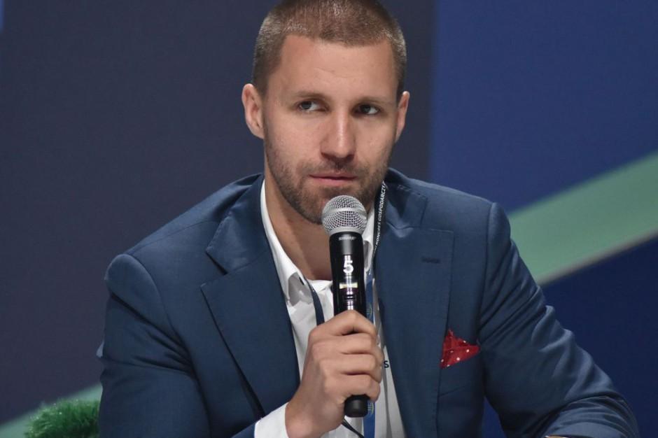 Piotr Hołubowicz, prezes firmy SEEDiA. Fot. PTWP