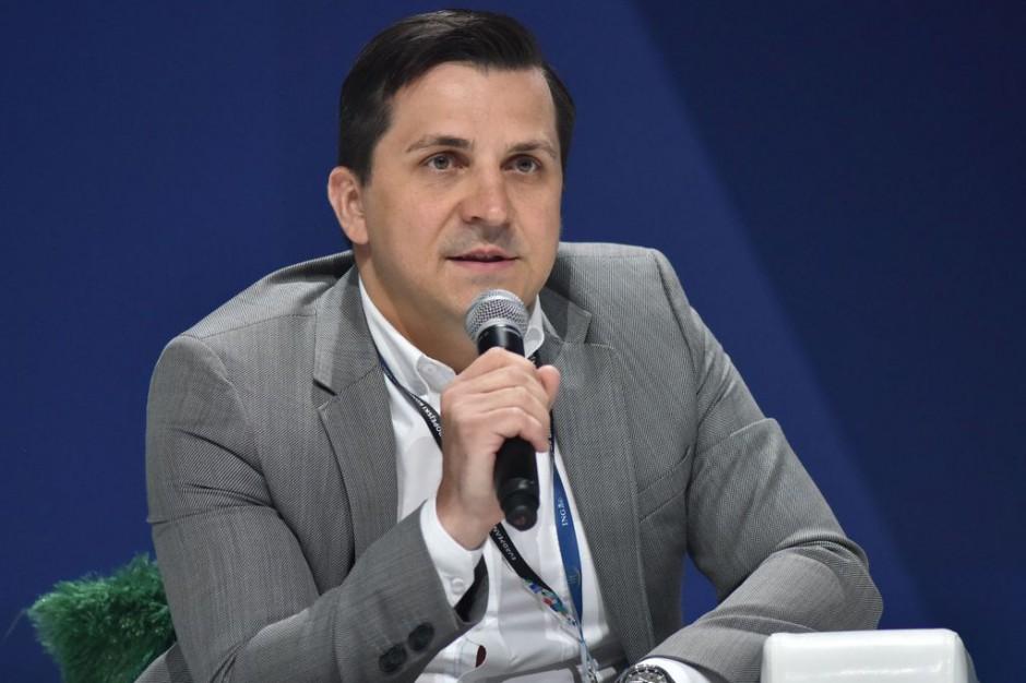 Artur Kupczunas, współzałożyciel Saule Technologies. Fot. PTWP
