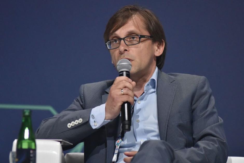 Maciej Adamczyk, członek zarządu XTPL. Fot. PTWP