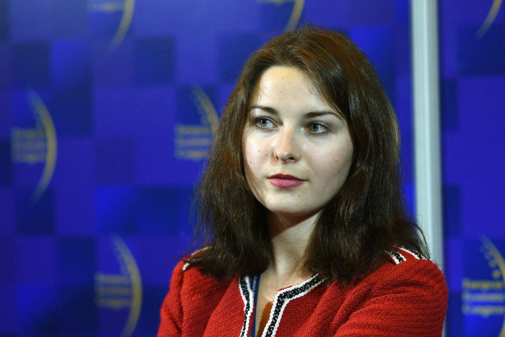Kateryna Kruk, Global Ukrainians. Fot. PTWP