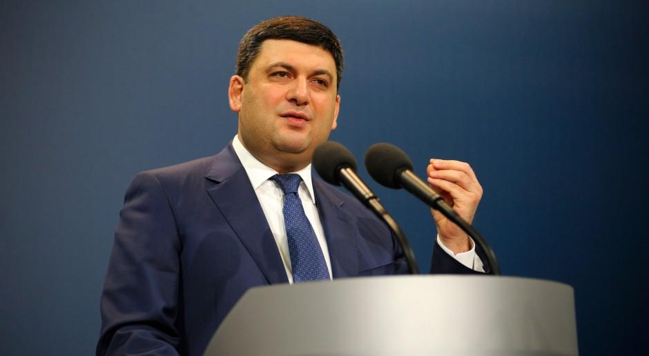 Ukraina: Nord Stream 2 to broń hybrydowa Rosji