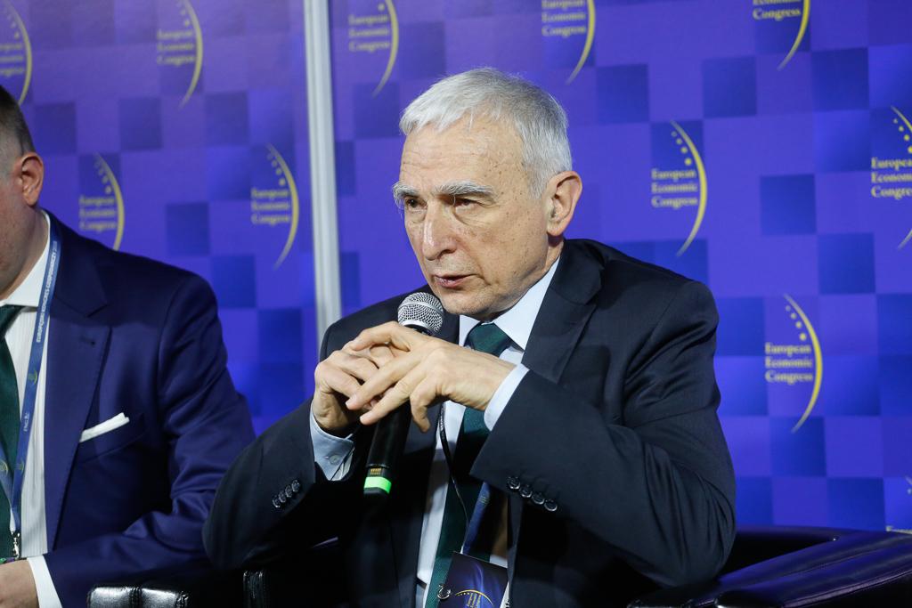 Piotr Naimski, sekretarz stanu KPRM, pełnomocnik rządu do spraw strategicznej infrastruktury energetyczne. Fot PTWP.