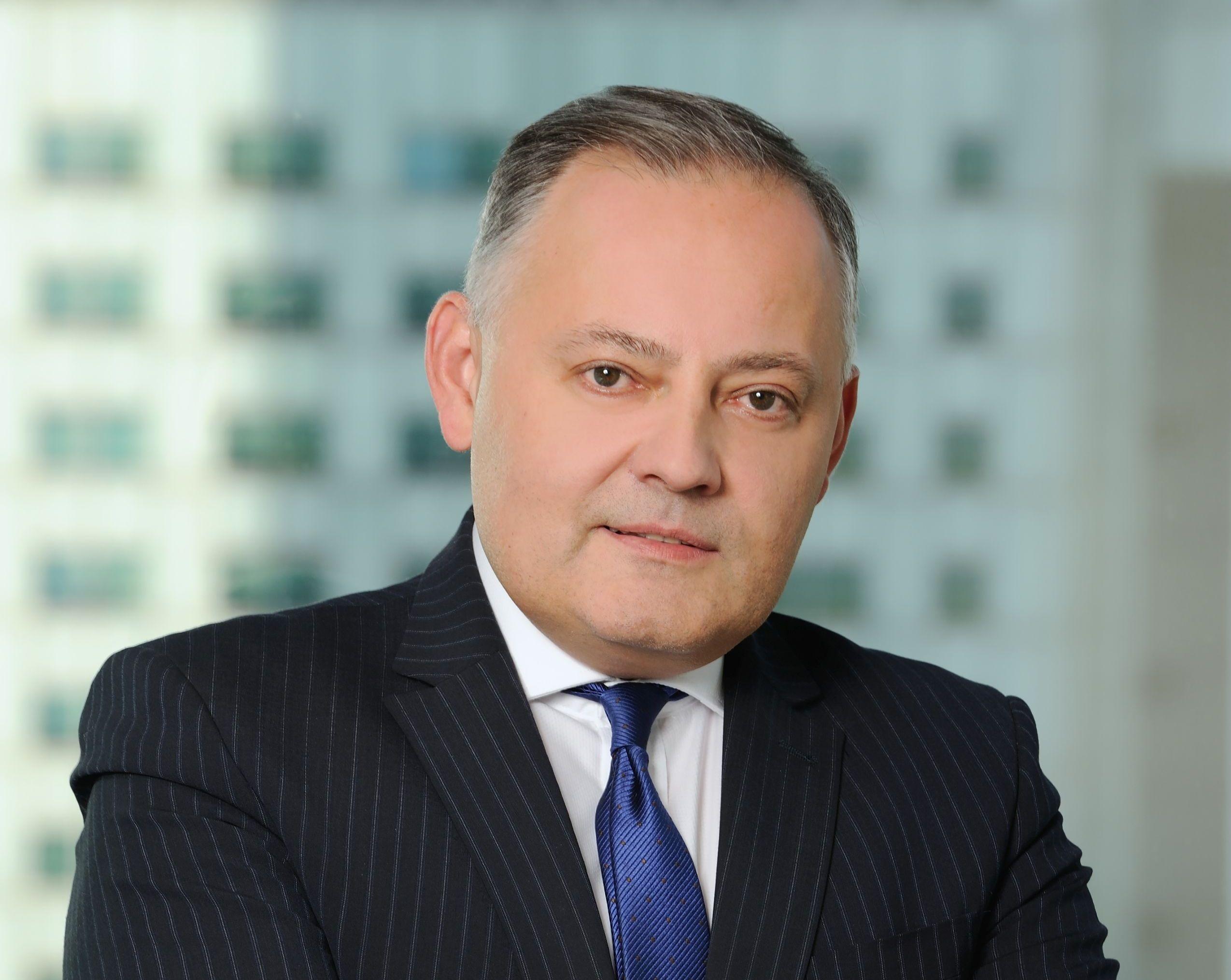 Wojciech Dąbrowski, prezes zarządu PGE (Fot. mat. pras. PGE).
