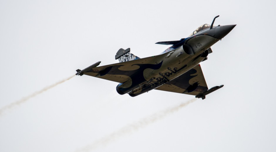 Egipt zawarł z Francją kontrakt na dostawę 30 myśliwców Rafale