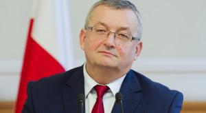 Minister infrastruktury interweniuje w sprawie kierowców ciężarówek