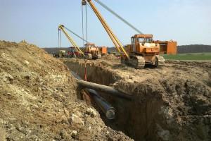 Kolejny fragment kluczowej dla Polski magistrali gazowej gotowy