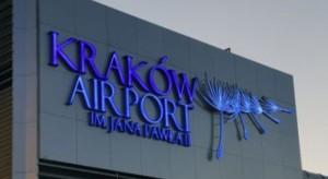 Coraz więcej pasażerów na Kraków Airport