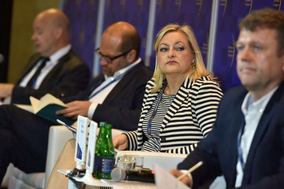 Heike Rüttgers, dyrektor w Europejskim Banku Inwestycyjnym. Fot. PTWP