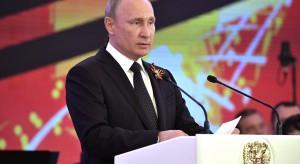 Putin: Rosjanie, Ukraińcy, Białorusini, Polacy byli uznawani przez nazistów za podludzi