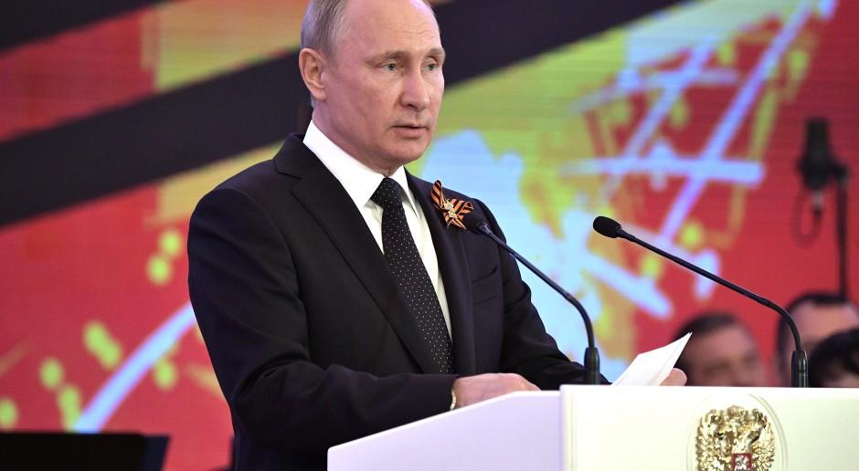Władimir Putin podpisał ustawę o kontrsankcjach