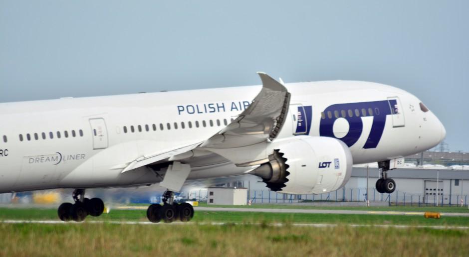 LOT najcichszym przewoźnikiem na lotnisku Heathrow