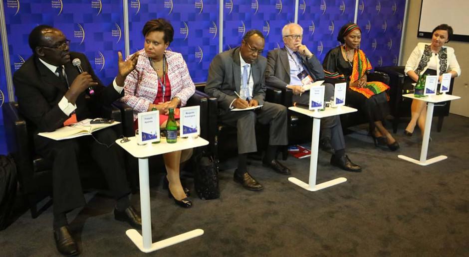 Forum Gospodarcze Europa Centralna-Afryka. Afryka dziś i jutro