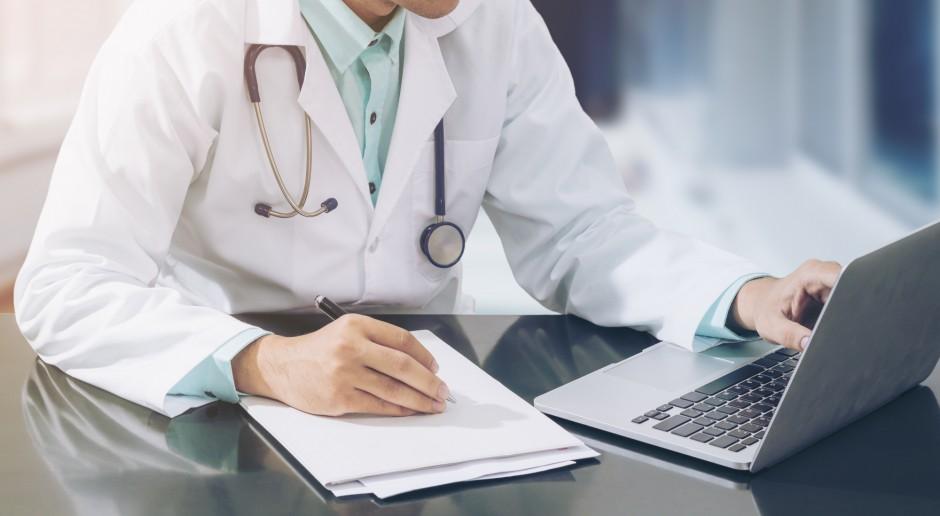 Papierowe zwolnienia lekarskie już prawie zapomniane