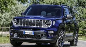 Zmodernizowany Jeep Renegade ma wejść na rynek jeszcze w tym roku